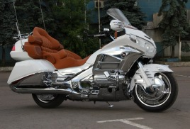 LUXURY GOLDWING или Дорого , БоГато!