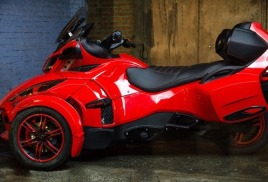 Перекраска BRP Can-am spyder